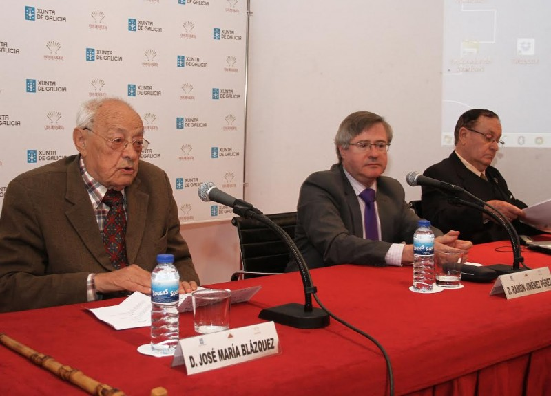 El acto tuvo lugar en la Delegación de la Xunta de Galicia en Madrid-Casa de Galicia