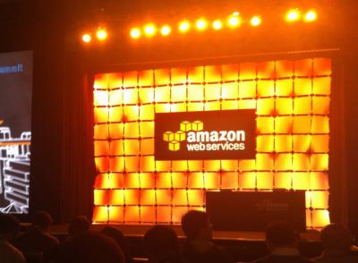 Zócalo nuevo servicio almacenamiento de Amazon