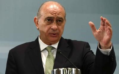 Jorge Díaz Fernández, ministro del Interior