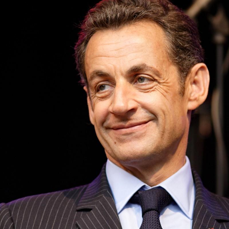 Nicolás Sarkozy, expresidente de Francia