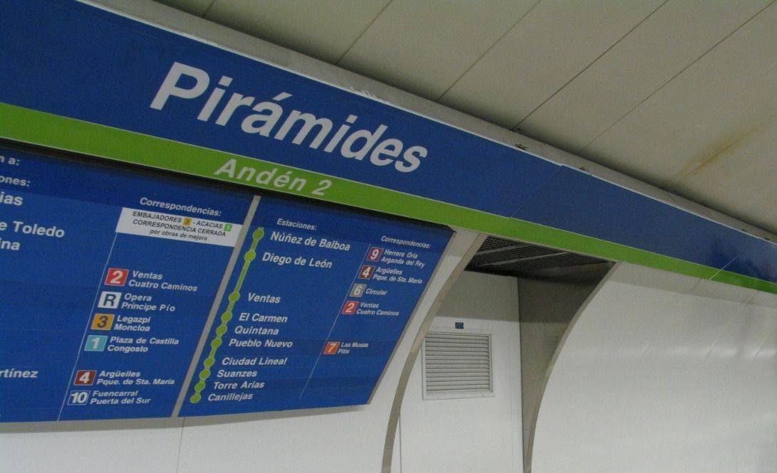 Metro achaca la nueva convocatoria de paros al despido de - La maquinista metro ...