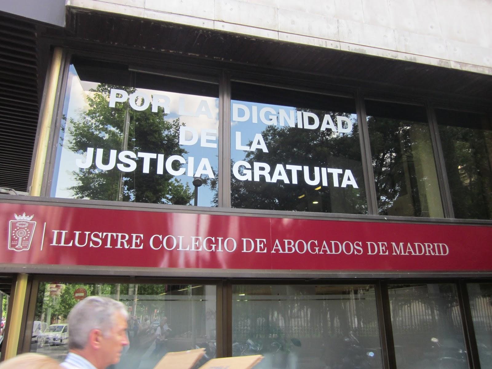 Cinco candidaturas aspiran a liderar el colegio de - Colegio escolapias madrid ...