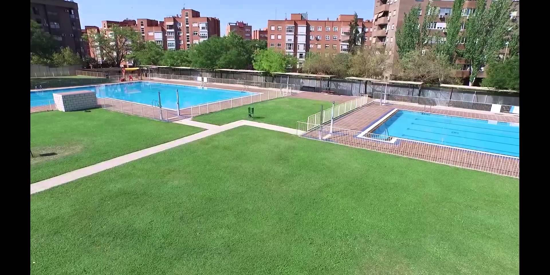 Las piscinas municipales abren hoy con entrada gratuita for Piscina vicente del bosque