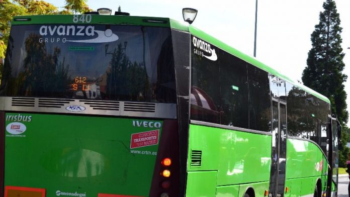 autobuses interurbanos