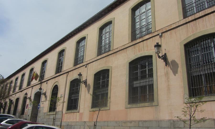 ICOMEM_fachada_calle_Santa_Isabel_(RPS_05-05-2013)